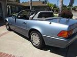 1990 MERCEDES-BENZ 300SL CONVERTIBLE - Rear 3/4 - 130420