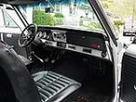 1966 CHEVROLET CHEVY II NOVA CUSTOM 2 DOOR COUPE - Interior - 130421