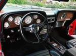 1969 FORD MUSTANG MACH 1 CUSTOM FASTBACK - Interior - 130425