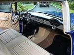 1956 CHEVROLET 210 CUSTOM 2 DOOR SEDAN - Interior - 130426