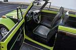 1974 VOLKSWAGEN BEETLE CUSTOM CONVERTIBLE - Interior - 130439