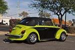 1974 VOLKSWAGEN BEETLE CUSTOM CONVERTIBLE - Rear 3/4 - 130439