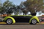 1974 VOLKSWAGEN BEETLE CUSTOM CONVERTIBLE - Side Profile - 130439