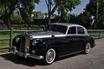 1962 BENTLEY S-2 4 DOOR SEDAN - Front 3/4 - 130442