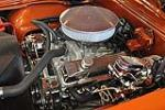 1967 CHEVROLET CAMARO CUSTOM 2 DOOR COUPE - Engine - 130446