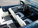 1965 FORD MUSTANG CUSTOM CONVERTIBLE - Interior - 130453