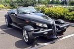 2000 PLYMOUTH PROWLER CONVERTIBLE - Front 3/4 - 130571