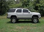 2005 CHEVROLET TAHOE Z71 SUV - Side Profile - 130627
