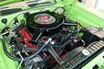 1973 PLYMOUTH CUDA CUSTOM 2 DOOR COUPE - Engine - 130778