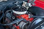 1972 CHEVROLET CHEVELLE CUSTOM CONVERTIBLE - Engine - 130785