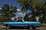 1967 CHEVROLET EL CAMINO CUSTOM PICKUP - Side Profile - 130953