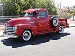 1952 CHEVROLET 3100 PICKUP - Front 3/4 - 130957