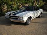 1970 CHEVROLET CHEVELLE 2 DOOR COUPE - Front 3/4 - 130967