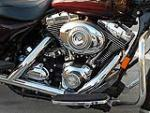 2007 HARLEY-DAVIDSON ROAD KING MOTORCYCLE - Engine - 131012
