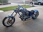 2006 SPECIAL CONSTRUCTION CUSTOM CHOPPER - Front 3/4 - 131035