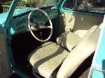 1962 VOLKSWAGEN BEETLE SEDAN - Interior - 131041