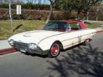 1962 FORD THUNDERBIRD COUPE - Front 3/4 - 131052