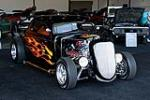 1937 FORD CUSTOM 2 DOOR COUPE - Front 3/4 - 131453