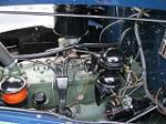 1938 PACKARD EIGHT CONVERTIBLE - Engine - 132687