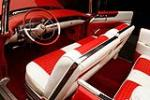 1955 CADILLAC SERIES 62 CONVERTIBLE - Interior - 132697
