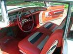 1958 CHEVROLET IMPALA 2 DOOR COUPE - Interior - 132701