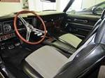 1969 CHEVROLET CAMARO Z/28 RS 2 DOOR COUPE - Interior - 132725