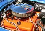 1966 CHEVROLET CORVETTE CONVERTIBLE - Engine - 132732