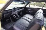 1969 PLYMOUTH HEMI ROAD RUNNER 2 DOOR HARDTOP - Interior - 132747