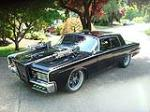 1965 CHRYSLER IMPERIAL CUSTOM SEDAN - Front 3/4 - 132766