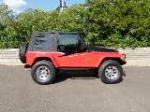 2006 JEEP WRANGLER CUSTOM SUV - Side Profile - 132777