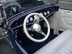1932 FORD HI-BOY CUSTOM CONVERTIBLE - Interior - 132827