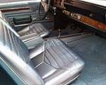 1970 OLDSMOBILE 442 2 DOOR HARDTOP - Interior - 132839