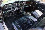 1966 CHEVROLET CAPRICE 2 DOOR HARDTOP - Interior - 132859