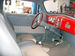 1937 CHEVROLET CUSTOM 2 DOOR SEDAN - Interior - 132875