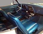 1967 CHEVROLET CAMARO CUSTOM CONVERTIBLE - Interior - 132891