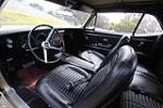 1967 PONTIAC FIREBIRD CONVERTIBLE - Interior - 132932