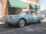 1970 LINCOLN CONTINENTAL MARK III 2 DOOR HARDTOP - Front 3/4 - 132937