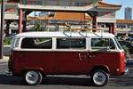 1978 VOLKSWAGEN TRANSPORTER CUSTOM BUS - Side Profile - 132961