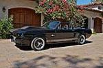 1967 FORD MUSTANG CUSTOM CONVERTIBLE - Front 3/4 - 132982