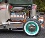 1933 FORD CUSTOM PICKUP - Engine - 133013