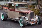 1933 FORD CUSTOM PICKUP - Front 3/4 - 133013