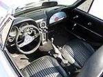 1964 CHEVROLET CORVETTE CUSTOM CONVERTIBLE - Interior - 133021