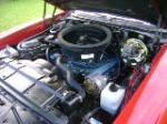 1971 OLDSMOBILE 442 2 DOOR COUPE - Engine - 133026