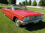1963 FORD GALAXIE 500 XL CONVERTIBLE - Front 3/4 - 133048