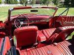 1963 FORD GALAXIE 500 XL CONVERTIBLE - Interior - 133048