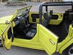 1974 VOLKSWAGEN THING CUSTOM CONVERTIBLE - Interior - 133078