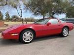 1989 CHEVROLET CORVETTE 2 DOOR COUPE - Side Profile - 133130