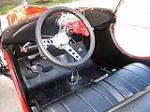 1929 FORD MODEL A CUSTOM BOATTAIL SPEEDSTER - Interior - 133141