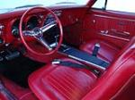 1967 CHEVROLET CAMARO RS/SS 2 DOOR COUPE - Interior - 133145