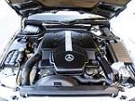 2001 MERCEDES-BENZ SL500 CONVERTIBLE - Engine - 133147